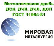 Металлическая дробь стальная и чугунная ГОСТ 11964-81 купить в Казахст
