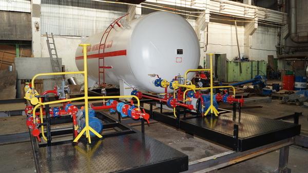Насосный агрегат для АЗС