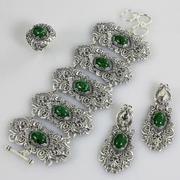 Серебряные украшения 925 оптом в Казахстан