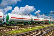 Железнодорожные цистерны для СУГ